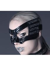 Tatjana Warnecke Rhinestone Strass mask