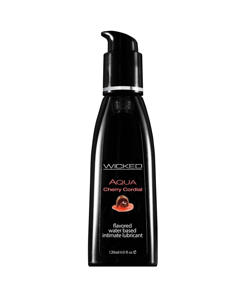 Wicked Wicked Waterbased Lubricant