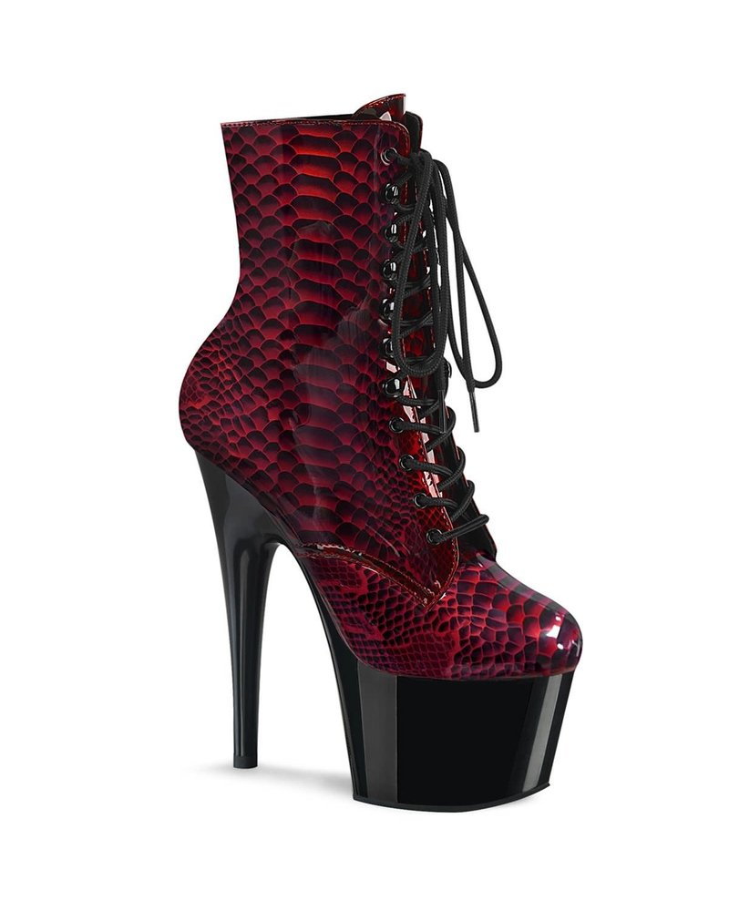 Pleaser USA ADORE-1020SP Red snake