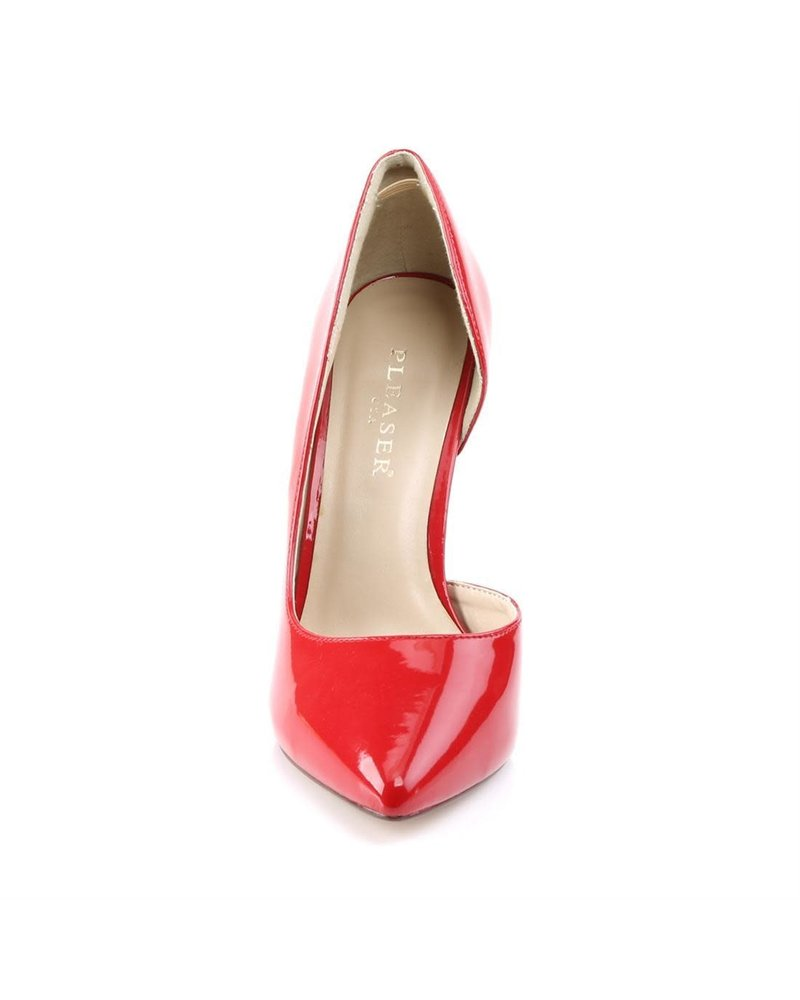 Pleaser USA AMUSE-22 Red