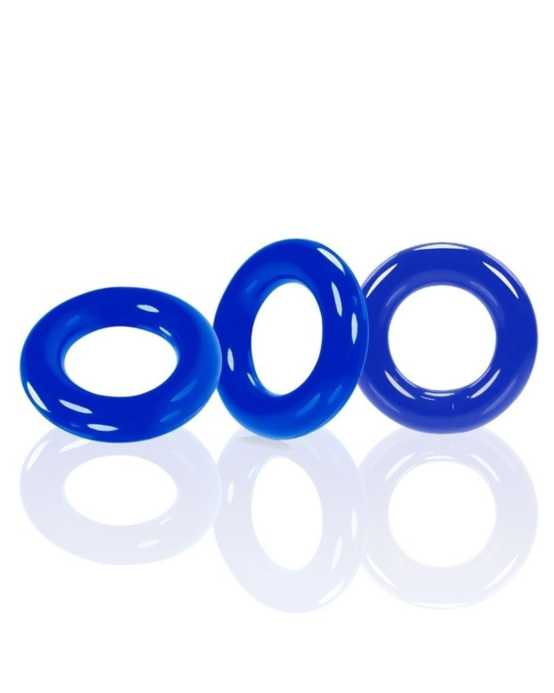 OxBalls Willy Rings 3-Pack Cockrings