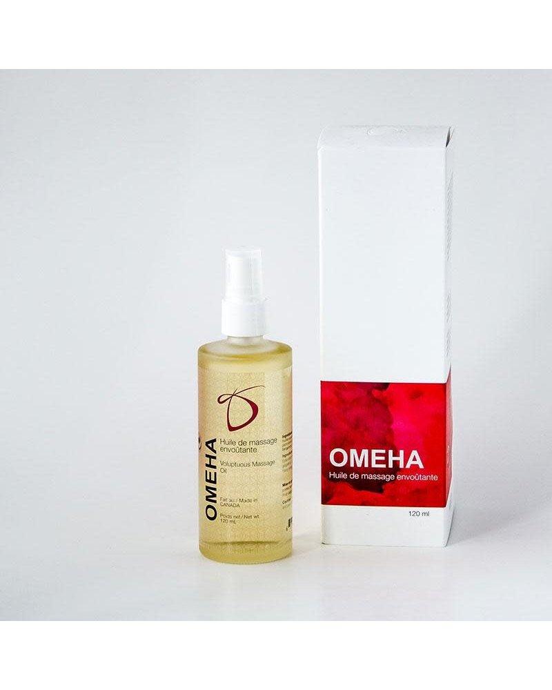 Desirables Omeha - Organic Massage Oil