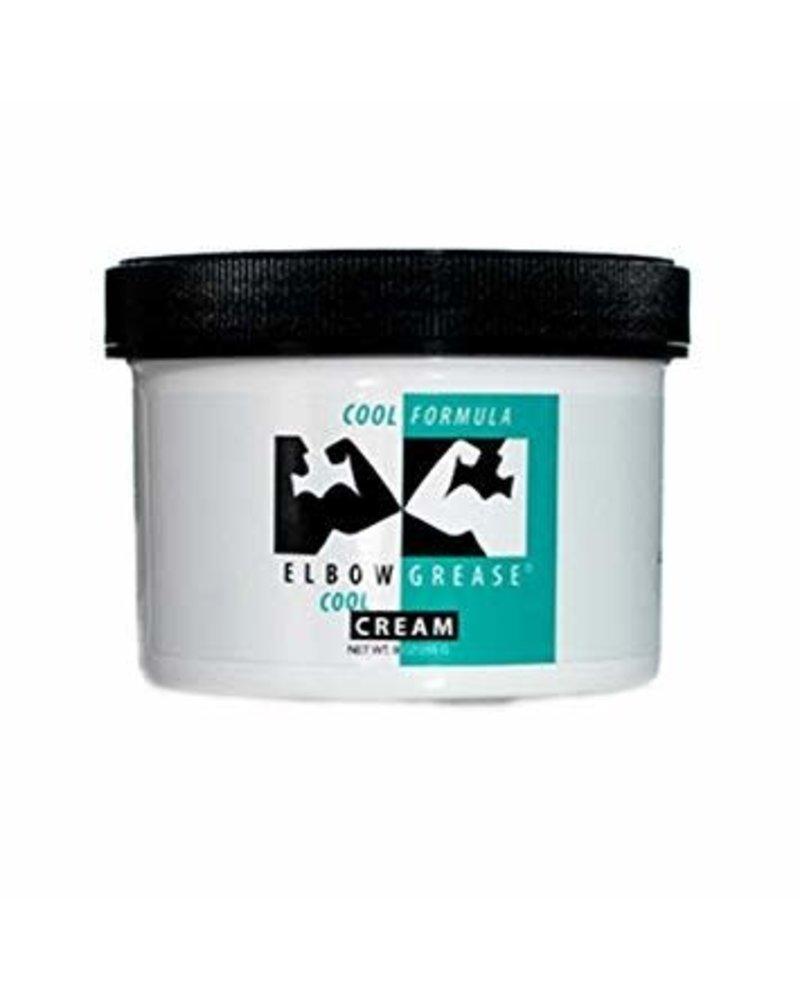Elbow Grease Cool Cream Jar