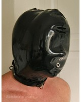 STOCKROOM Padded Rubber Hood