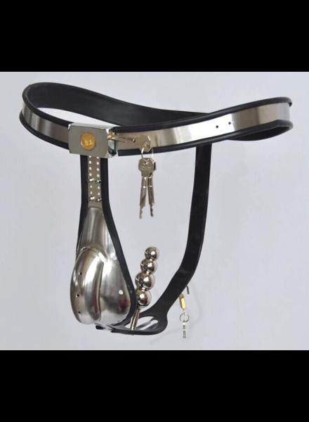 Kulla Male Chastity Belt