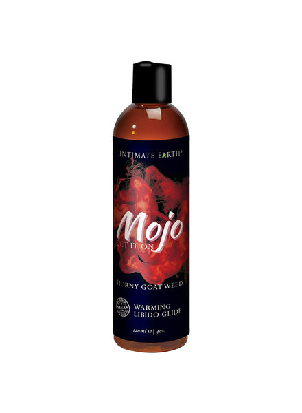 Intimate Earth Mojo Horny Goat Weed Libido Warming Glide