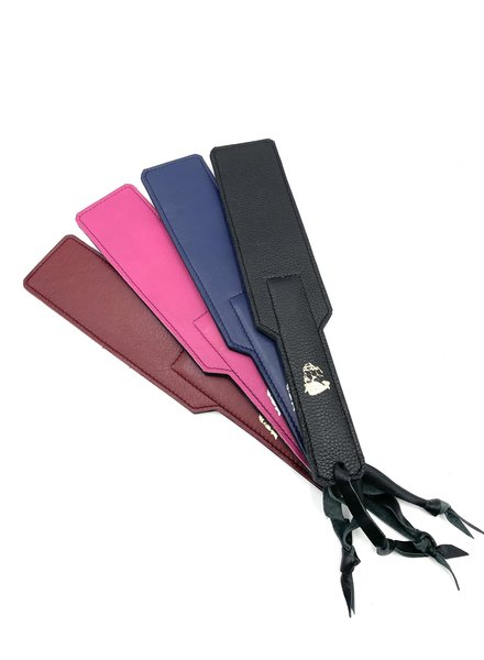 Aslan Leather Panther Leather Paddle