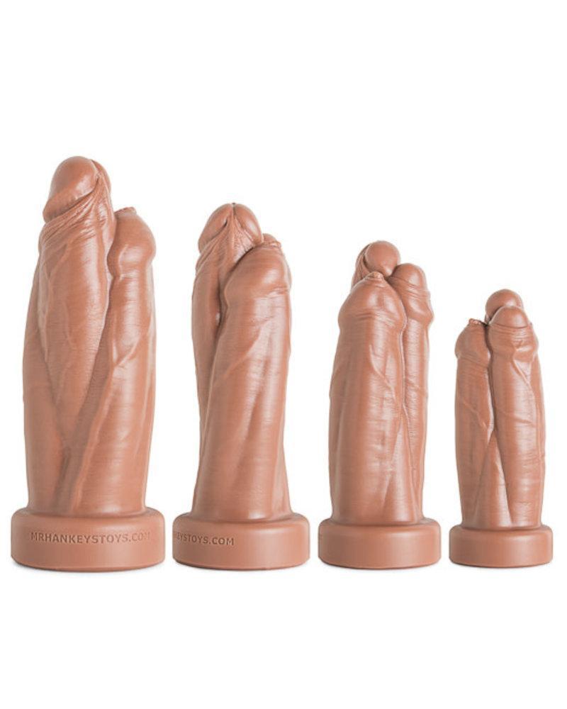 Hankey Toys Three Amigos Dildo