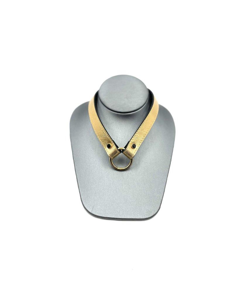 Fräulein Kink Oro Collar