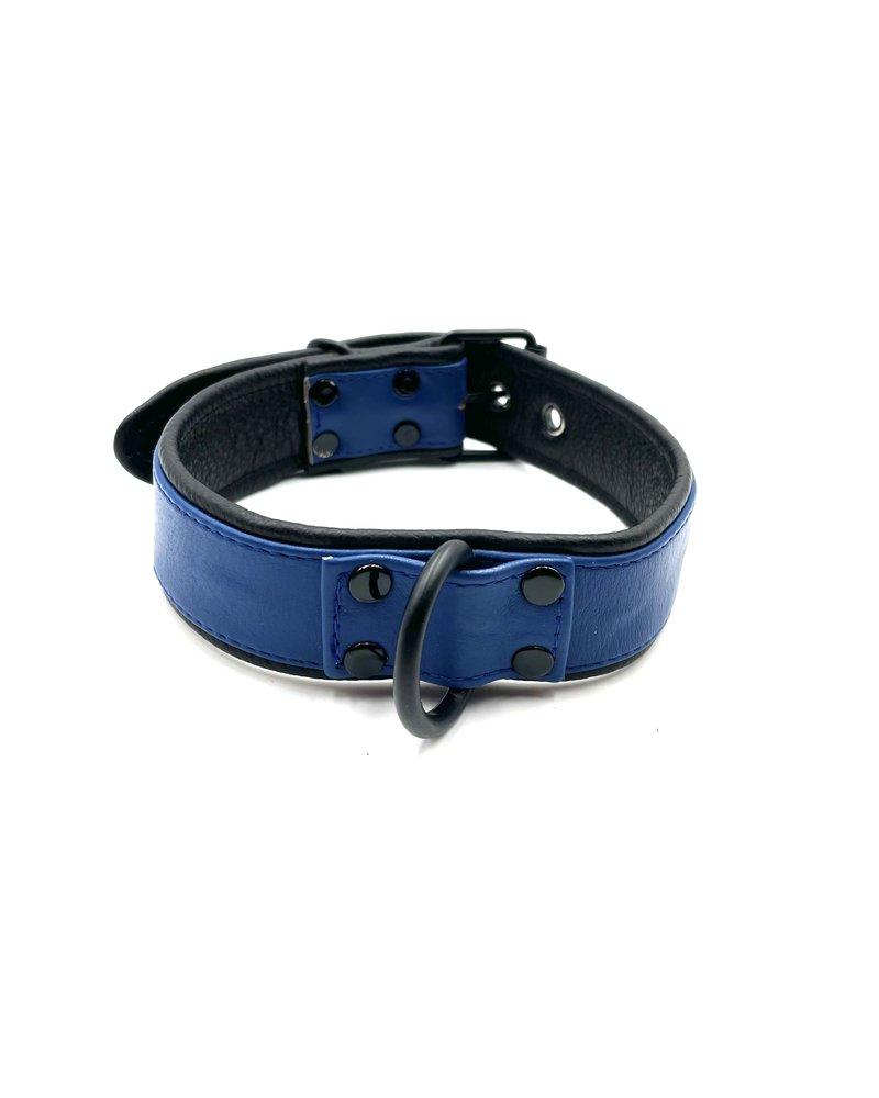 Spanked Bulldog Collar