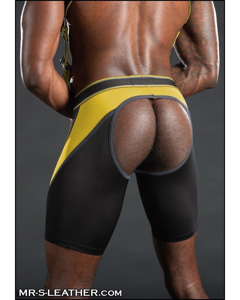 Mr. S Leather Nitro Short Jock