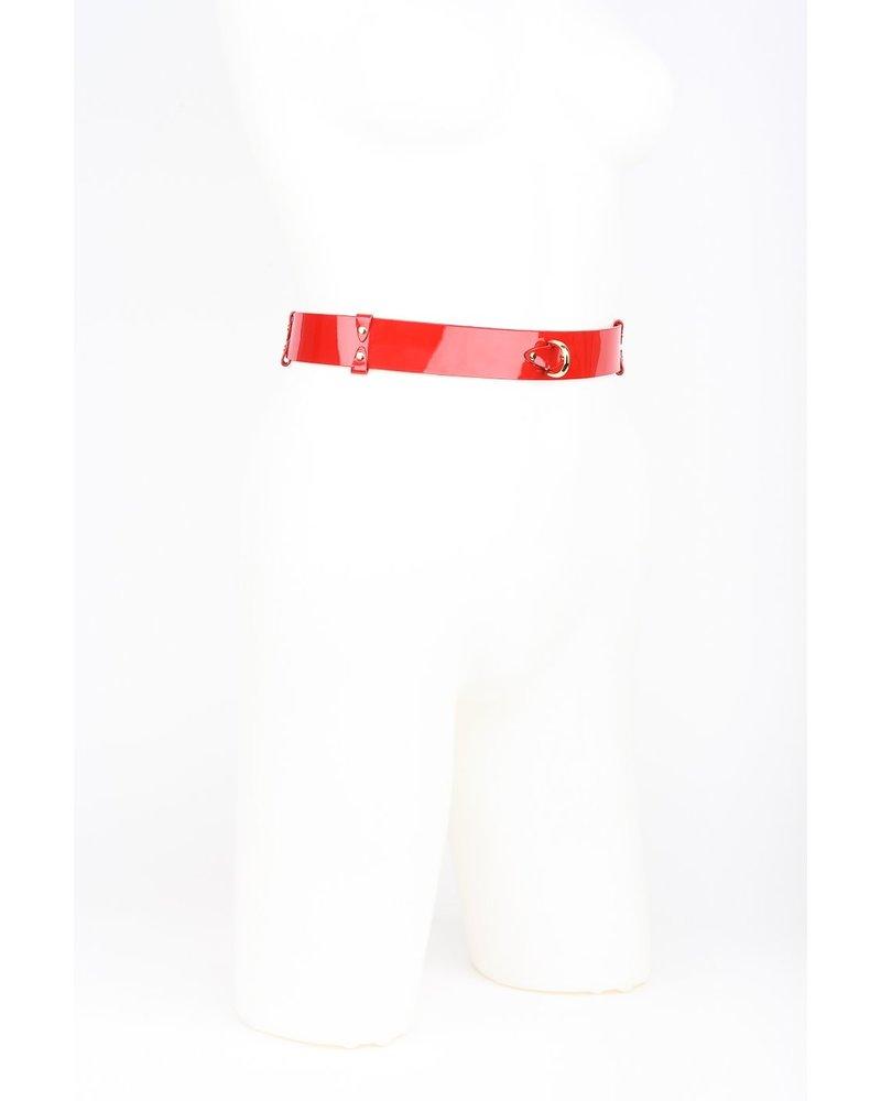 Fräulein Kink Roja Garter Belt