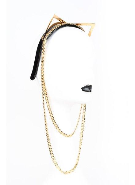 Fräulein Kink Rica Chain Headband