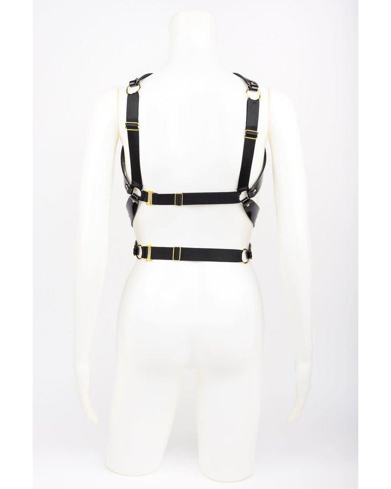 Fräulein Kink Rica Wrap Harness