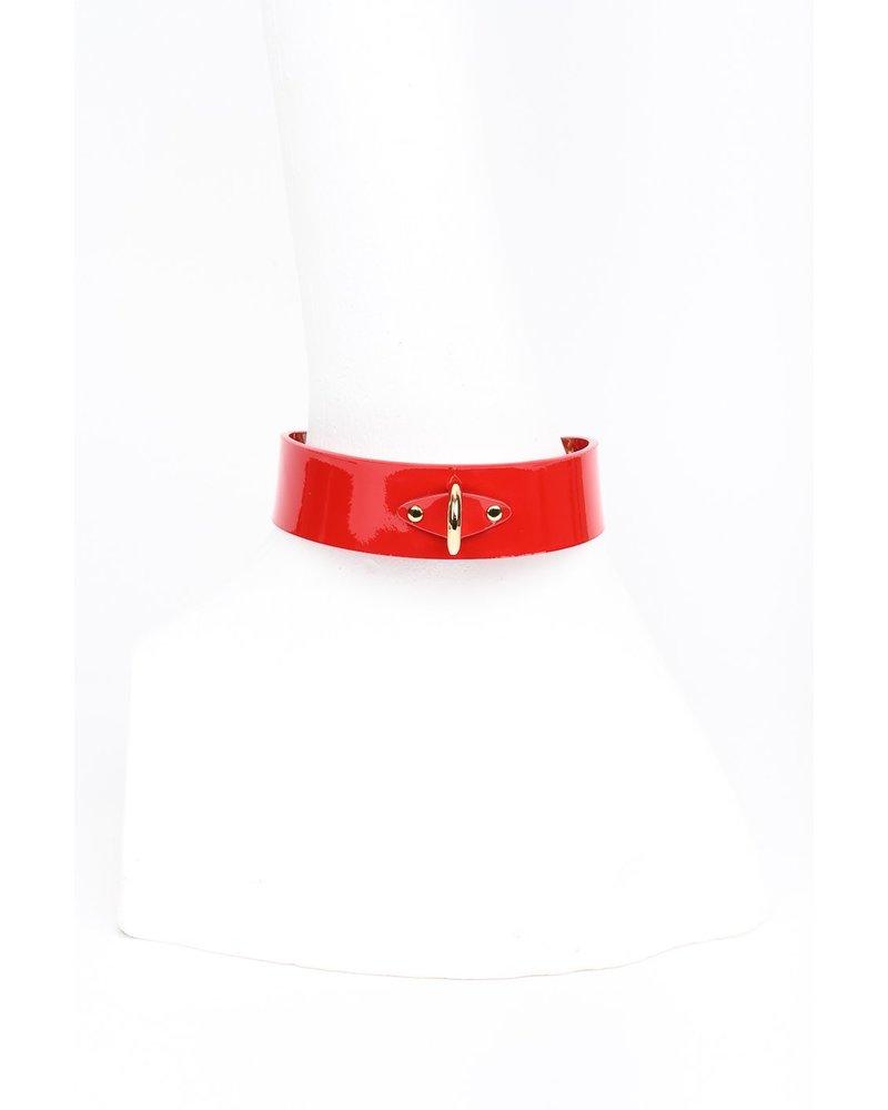 Fräulein Kink Roja Collar