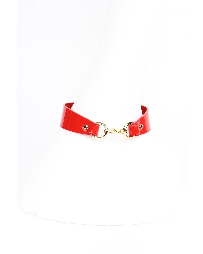 Fräulein Kink Roja SEX Collar