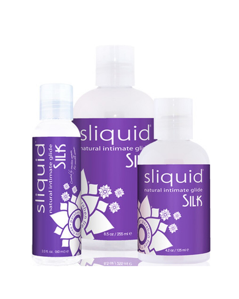 Sliquid Sliquid Naturals Silk Hybrid Lubricant