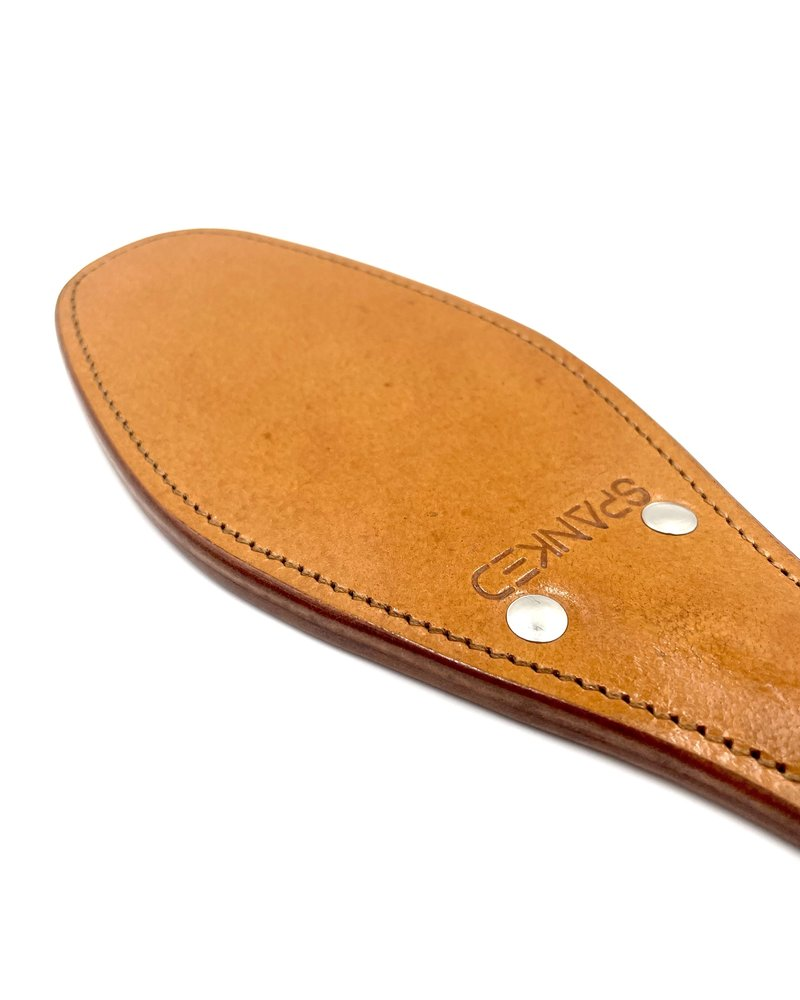Spanked Step On Me Paddle