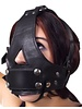 XR  Bishop Head Harness with Removable Gag