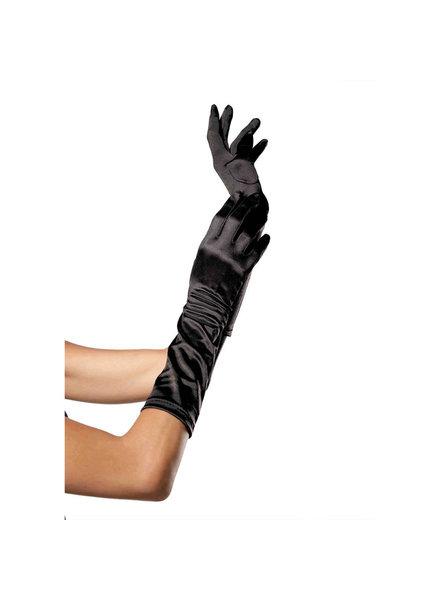 LegAvenue Elbow Length Satin Glove