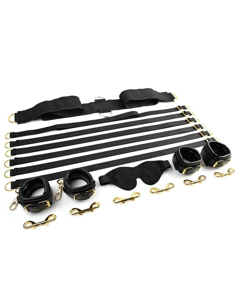 Sportsheets Special Edition Under the Bed Restraint Set