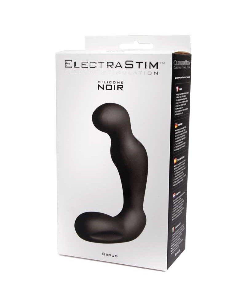 Electrastim Noir Silicone Sirius Prostate Massager