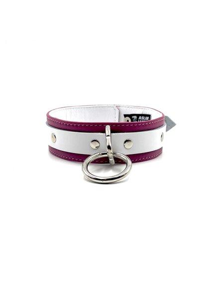Aslan Leather Jaguar Candy Pink Collar
