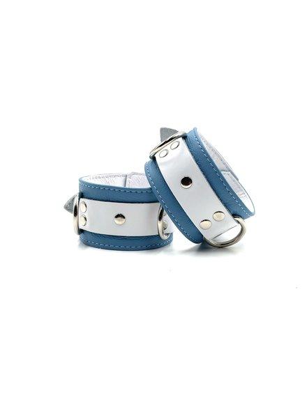 Aslan Leather Crystal Blue Ankles