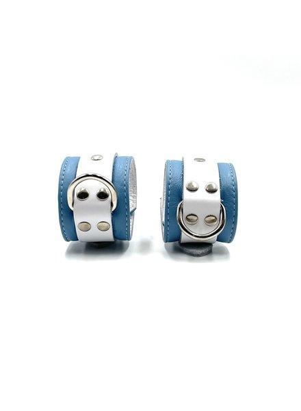 Aslan Leather Crystal Blue Wrist