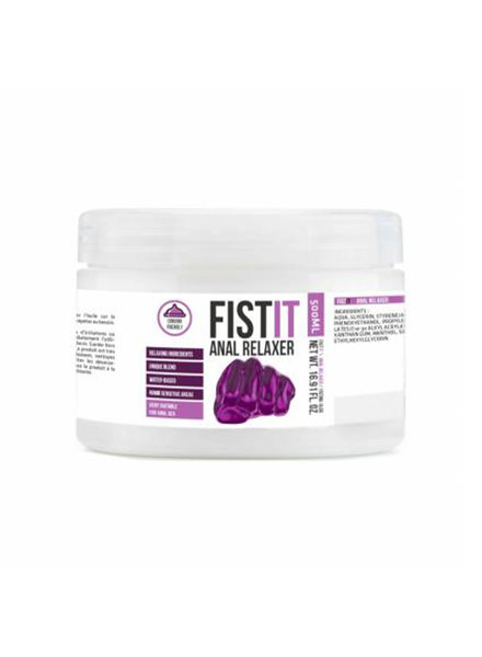 Fistit Fist It Anal Relaxer