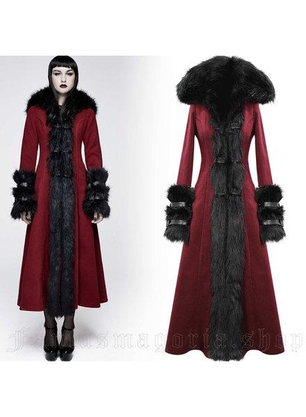 Fantazmagoria RED FOXTALE COAT