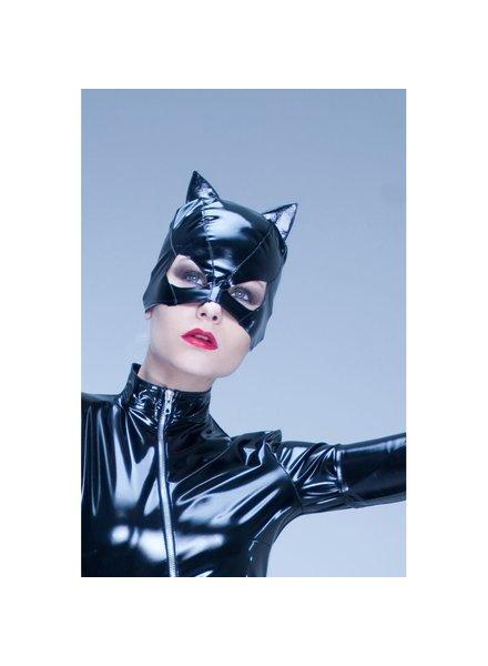 Patrice Catanzaro Mask Cat Vinyl