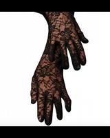 Kayso Lace Long Gloves