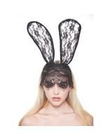 Kayso Lace Bunny Mask