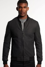 Superdry SD Leading Leather Bomber
