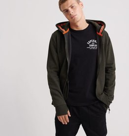 Superdry SD Ath ZipHood