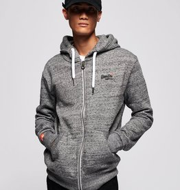 Superdry SD Orange Zip Hood