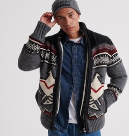 Superdry SD Icon Brynner Cardigan