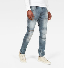 GStar Raw GS 5620 3D Zip Knee Skinny Elwood