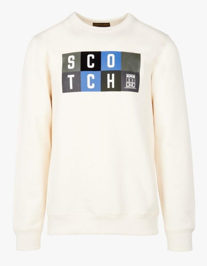 Scotch & Soda SS Artwork Sweat