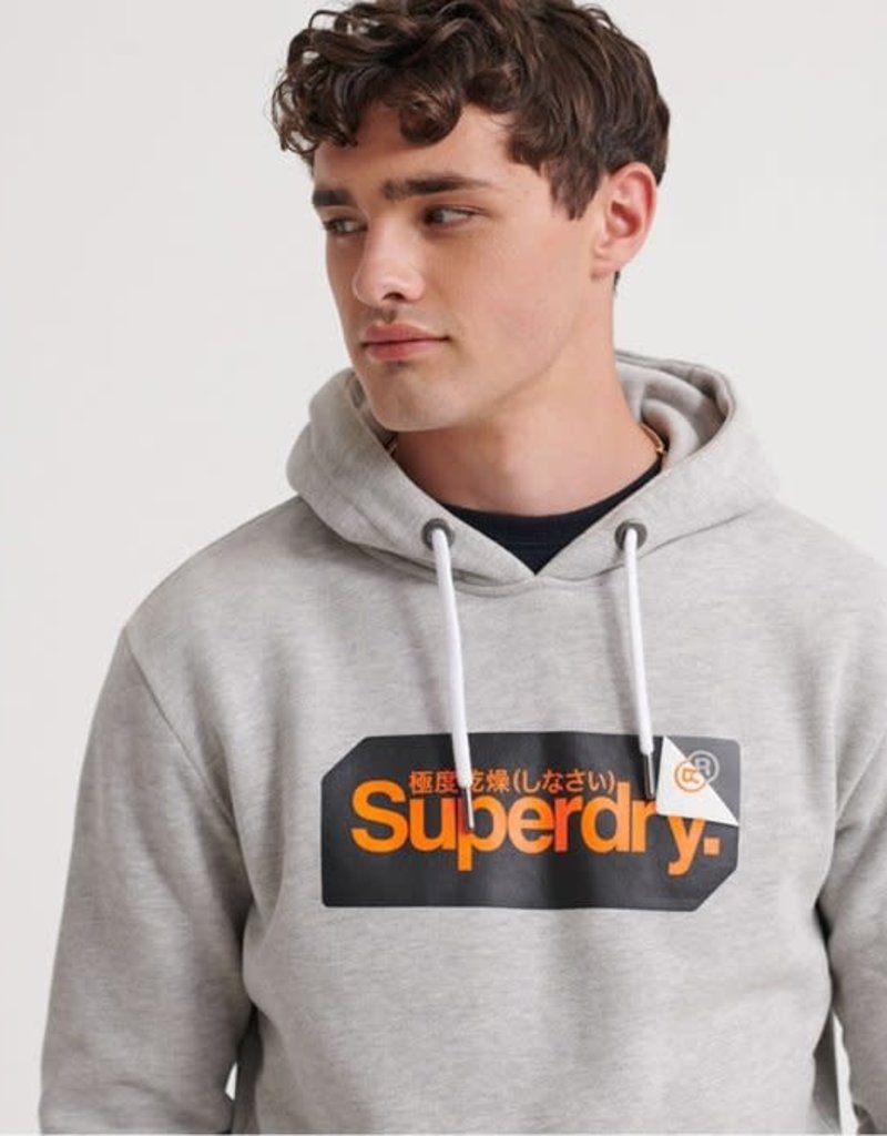 Superdry SD Core Logo Tag hood