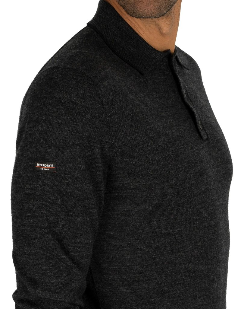Superdry SD Edit Polo L/S