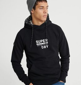 Superdry SD Surplus Graph Hood