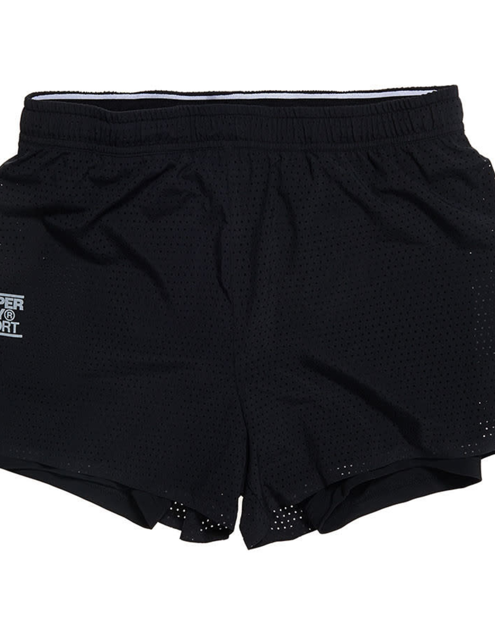Superdry SD Training Short Light BLK