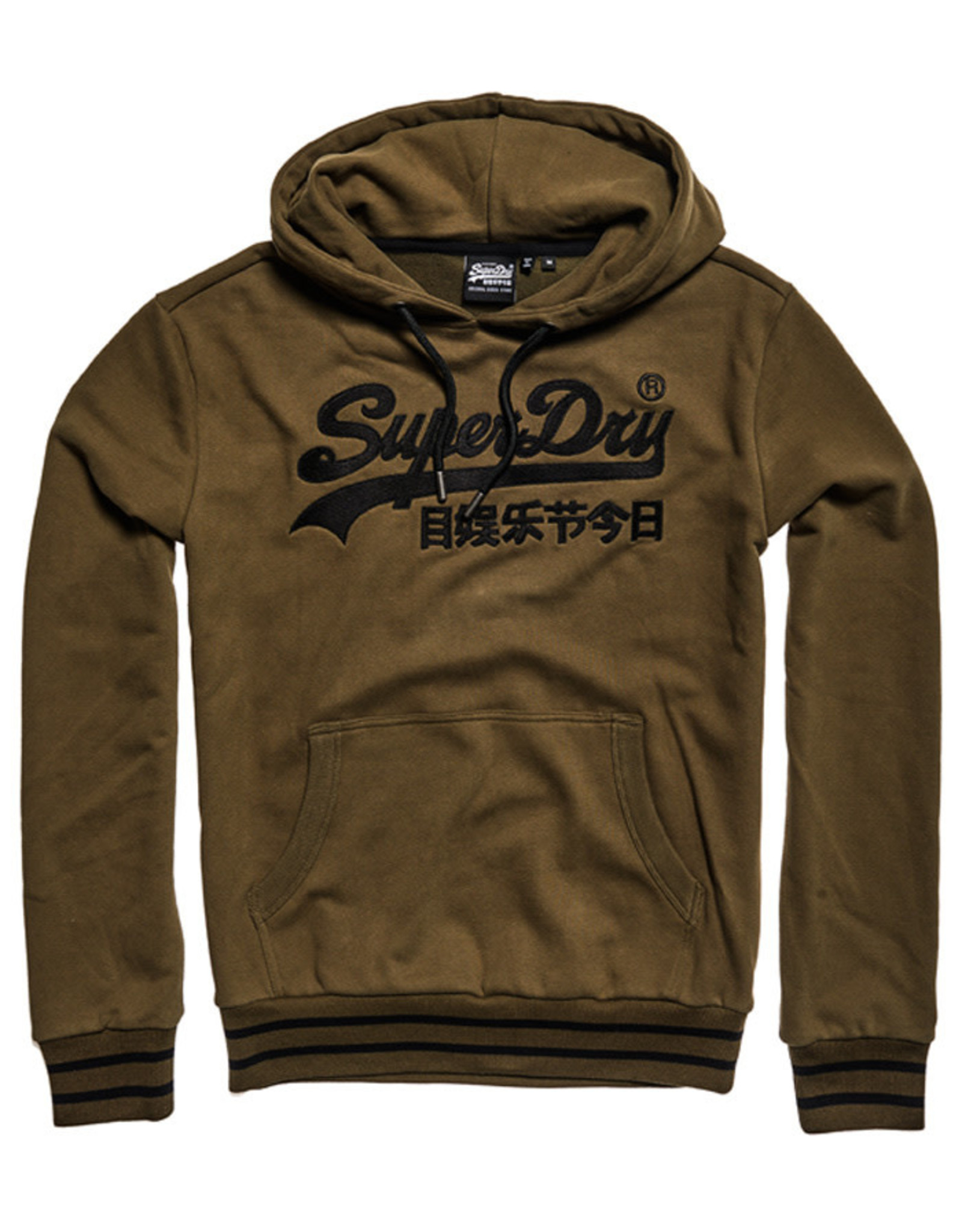 Superdry SD Chive Emboss Hood