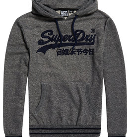 Superdry SD Grey Emboss Hood