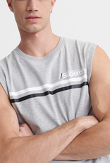Superdry SD Core Grey Tank