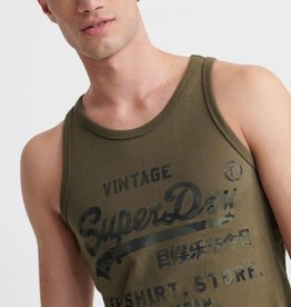 Superdry SD Bonded Tank