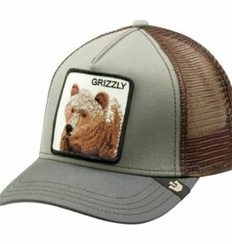 Goorin Bros Canada GB Grizz Trucker Hat