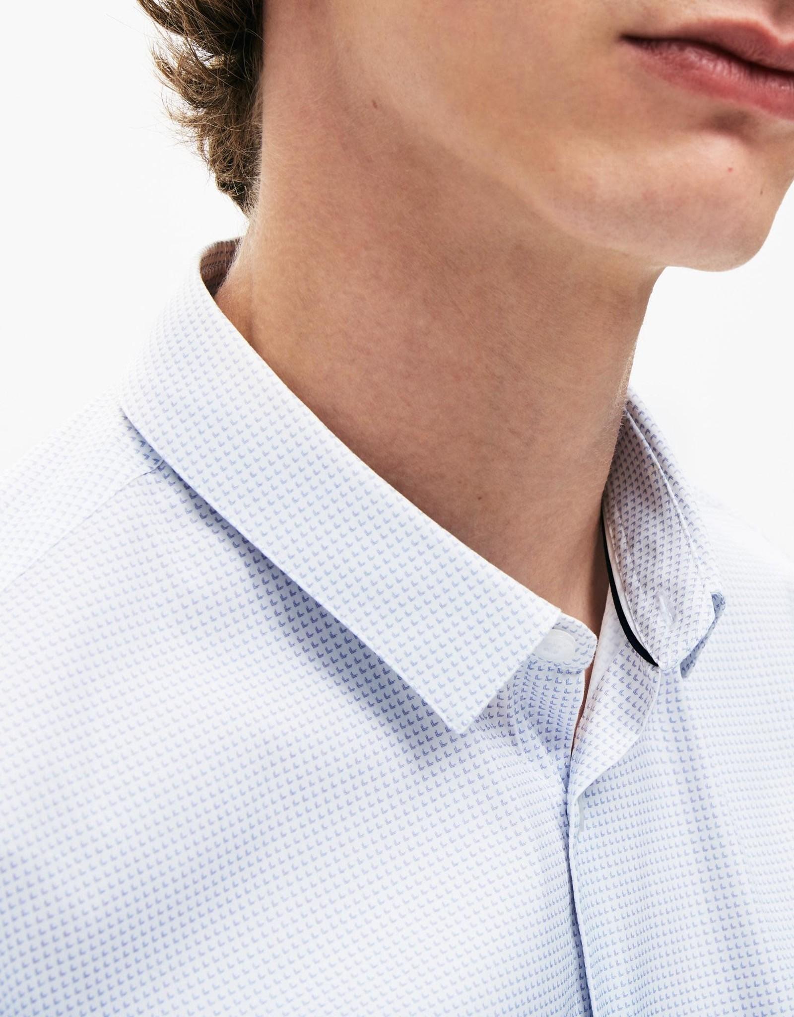 Lacoste L Mini Print Shirt